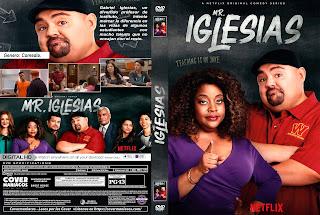 MR. IGLESIA 2019 [COVER – SERIE – DVD]