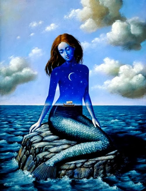 13-Artist-Painter-and-Graphics-Designer-Rafal-Olbinski-Surreal-Paintings-www-designstack-co