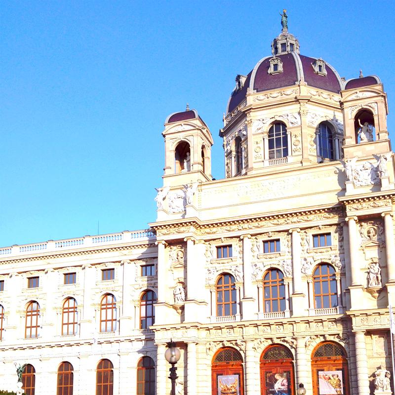 Musée d'Histoire Naturelle, Vienne