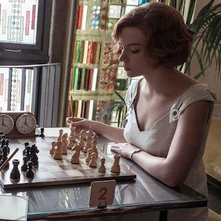 TOP Serie TV 2020 - La regina degli scacchi