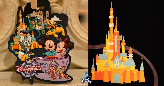 Castle of Magical Dreams image logo, 奇妙夢想城堡, 最新商品系列, latest merchandise series, 香港迪士尼樂園, Hong Kong Disneyland