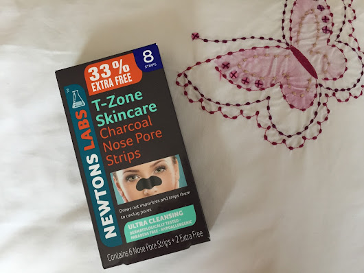 Review: Newtons Labs Charcoal Nose Pore Strips