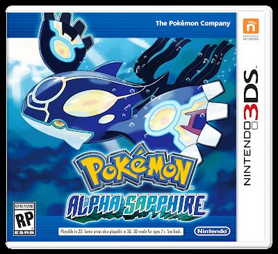 pokemon alpha saphire download