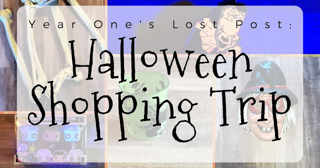Your Best Halloween Ever, Halloween Shopping Trip