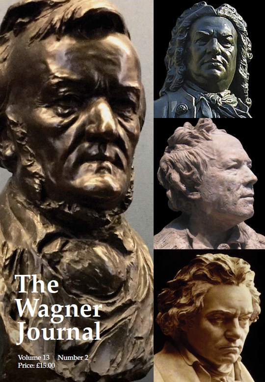 Cover The Wagner Journal