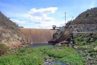 Barragens de Barra de Sta Rosa e Sossego estão na lista das 15 barragens que serão vistoriadas pela ANA