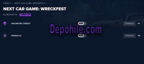 Next Car Game Wreckfest (PC) Sınırsız Para +2 Trainer Hilesi