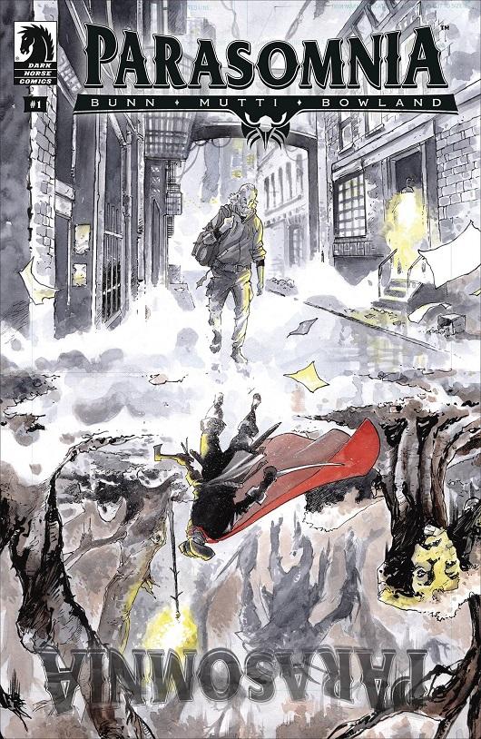 Cover of Parasomnia #1