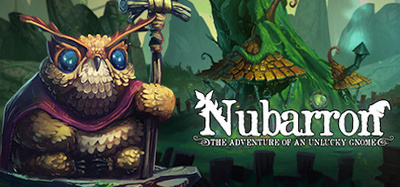 Nubarron The adventure of an unlucky gnome-HOODLUM