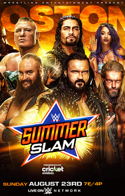 WWE Summer Slam 2020 PPV 720p WEBRip Download