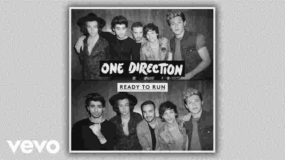 Ready to Run Lyrics - One Direction