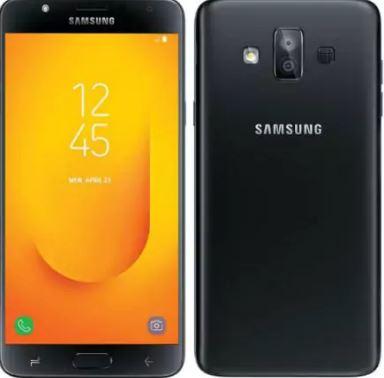 cara mengambil screenshot Samsung Galaxy J7 Duo