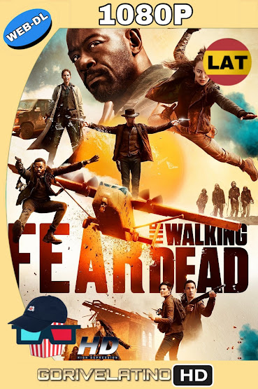 Fear The Walking Dead Temporada 05 AMZN WEB-DL 1080p Latino-Ingles MKV