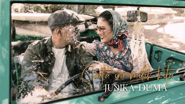 Lirik lagu Judika Cinta Ini Milik Kita feat Duma Riris