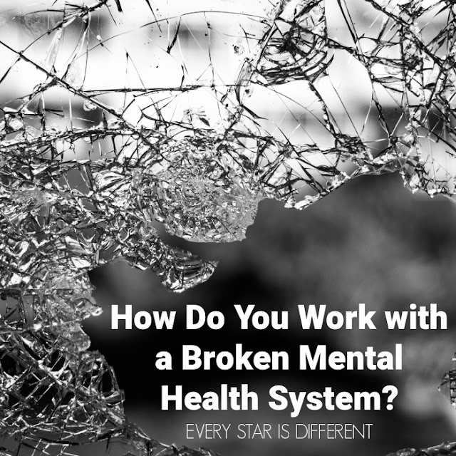 How Do You Work with a Broken Mental Health System?
