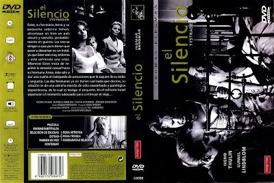 Carátula dvd: El silencio (1963) Tystnaden