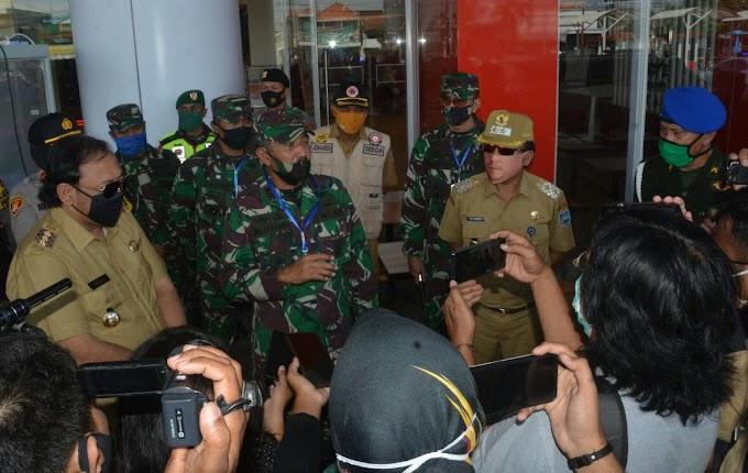 Pangdam IV/Diponegoro Ingatkan Masyarakat Pentingnya Protokol Kesehatan Pencegahan COVID-19