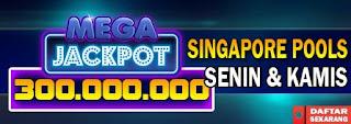 Mega Jackpot 300Jt