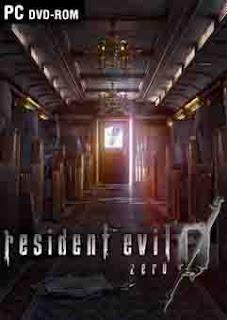 resident evil zero Cover