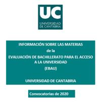 Libro EBAU 2020