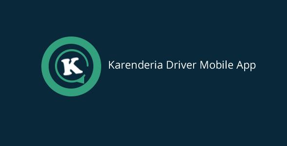 Karenderia Driver Mobile App v8.0 Download