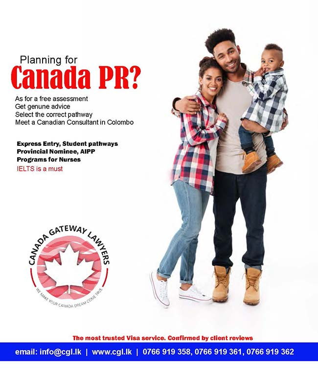 Canada Gateway Lawyers - Family PR for Canada