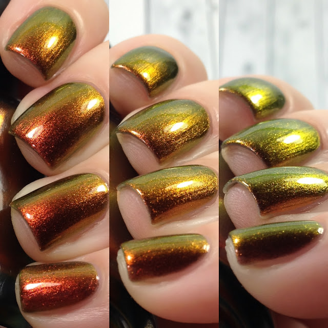 Treo Lacquer-Burn Rate