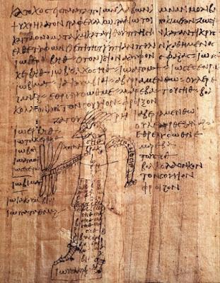 Papiro mágico griego