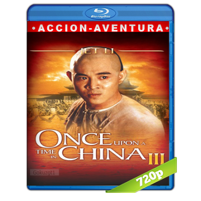 Erase Una Vez En China 3 (1992) BRRip 720p Audio Trial Latino-Castellano-Ingles 5.1