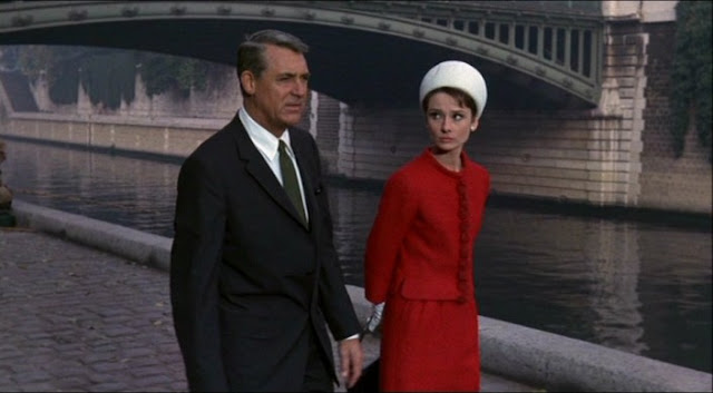 Charade 1963 movieloversreviews.filminspector.com Audrey Hepburn Cary Grant