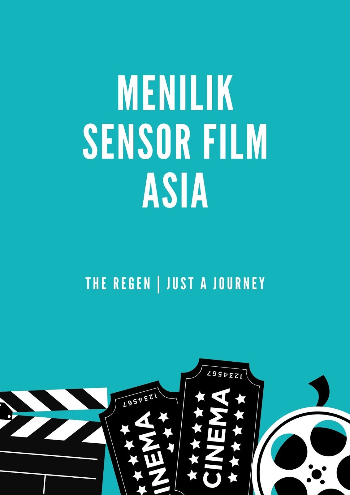 menilik seberapa ketat sensor film di Asia