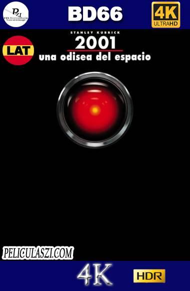 2001 Una Odisea del Espacio (1968) Ultra HD BD66 4K HDR Dual-Latino VIP