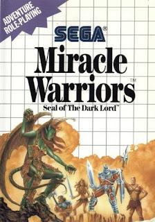 Miracle Warriors: RPG al más puro estilo Sega Master System de 8 bits