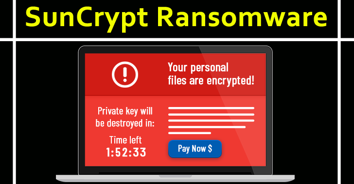 SunCrypt Ransomware Attack Shutdown The North Carolina School District