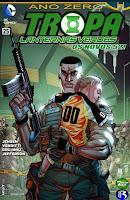 Os Novos 52! Tropa dos Lanternas Verdes #25