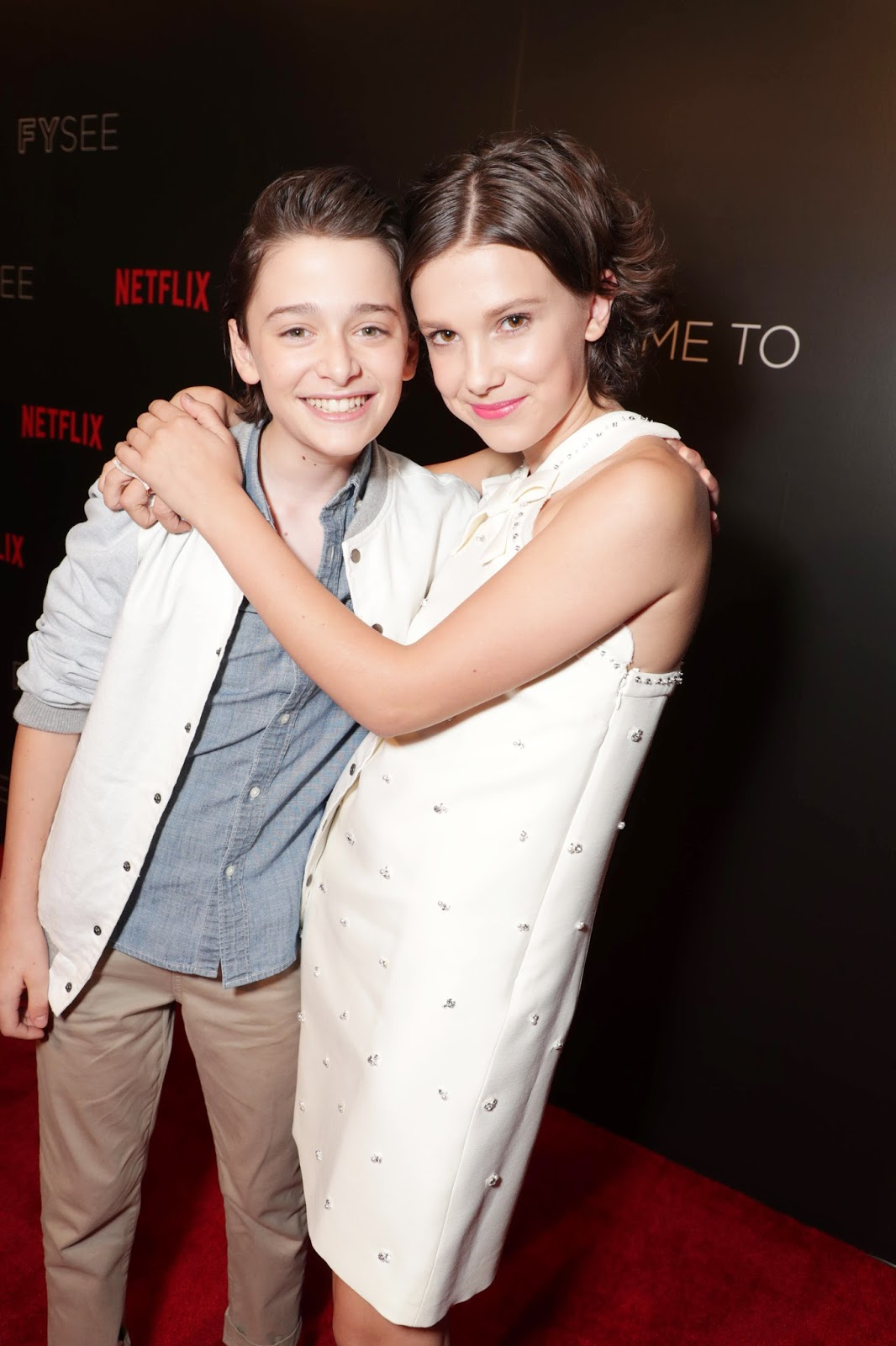 STRANGERTHINGS FYC Event Pictures Of Cast - sandwichjohnfilms