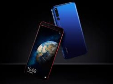 Honor Magic 2 Design and Display