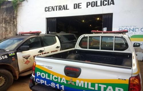 Jovens são roubadas por casal agenciador de garotas de programa no rio Madeira