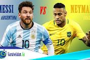 Prediksi Final Copa America: Argentina vs Brasil