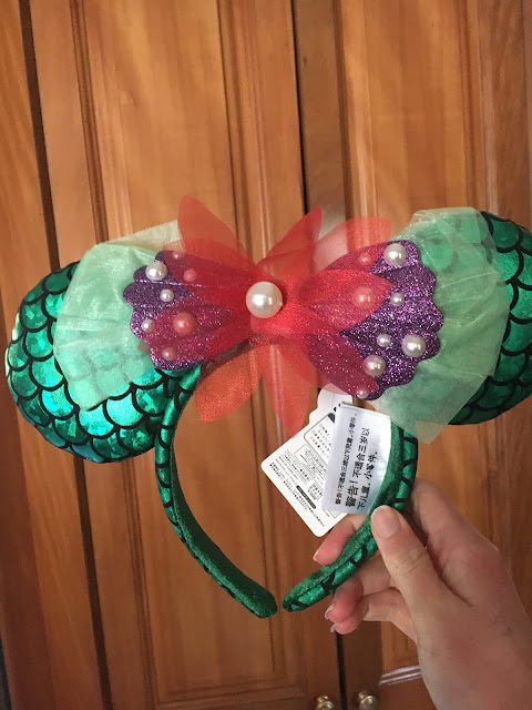 Ariel Minnie Ears