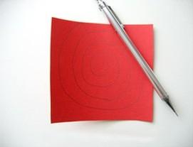 Kerajinan Tangan Dari Kertas Bekas, Mawar Kertas 1