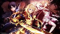 Sword Art Online: Alicization - War of Underworld Sub Español HD