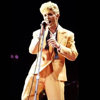Let's Dance, Menari Bersama David Bowie