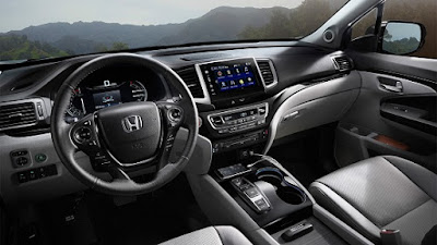 Honda Pilot 2018 Reviews, Specs, Price