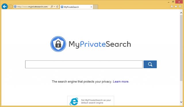 Eliminar Myprivatesearch Virus Secuestrador