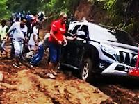 Mobil Dinas Bupati Enrekang Dipakai Ke Kabupaten Lain Oleh Anggota DPR RI Menuai Sorotan Warga