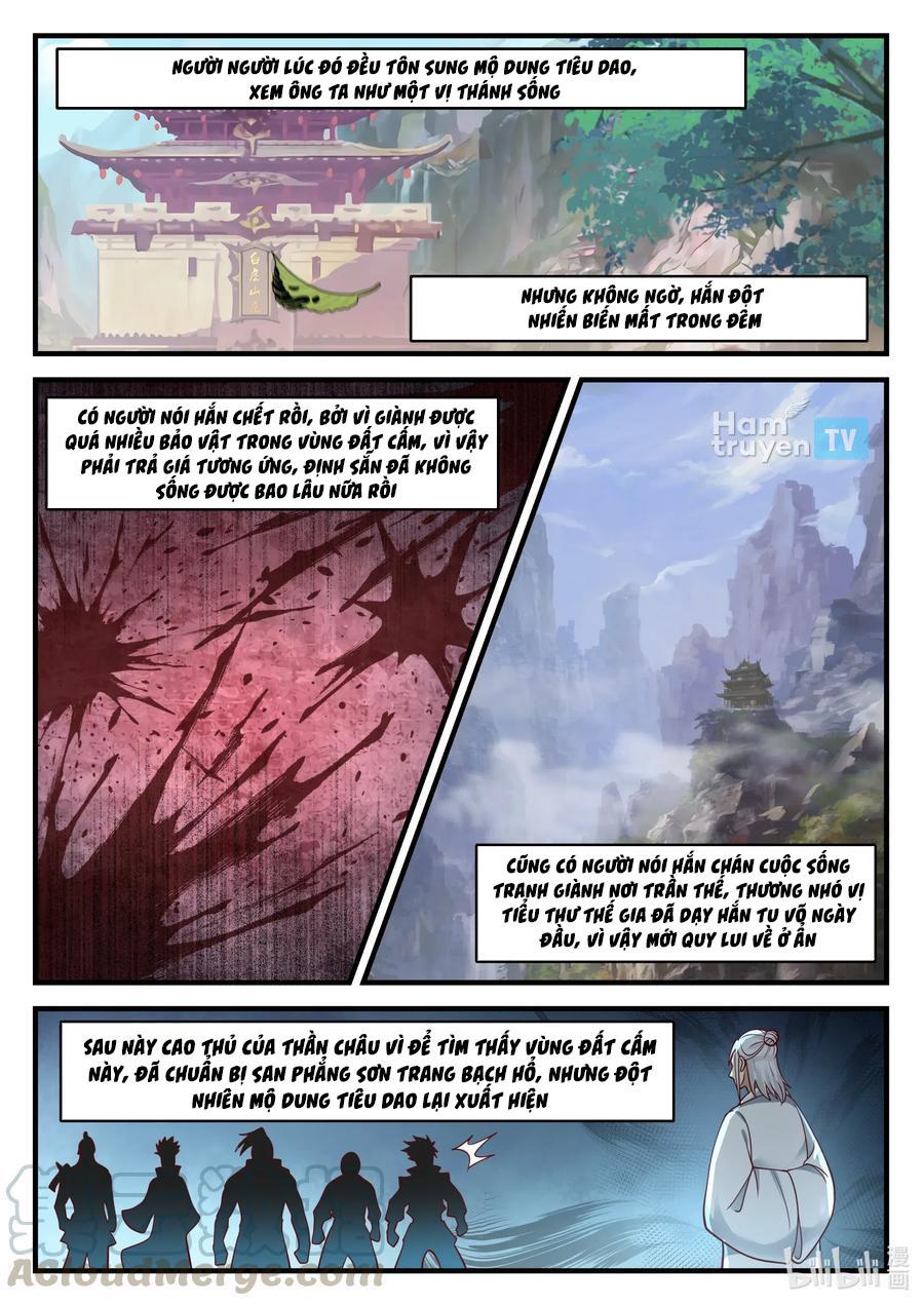 Tu La Võ Thần Chương 121 - Truyentranhaudio.online