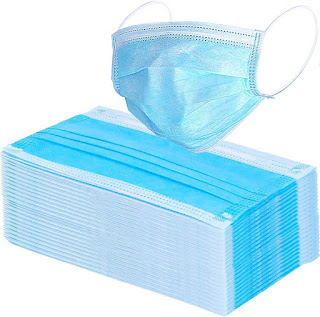 Disposable Air Polution Mask Face Mask
