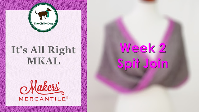 It's All Right MKAL Week 2: Spit Join