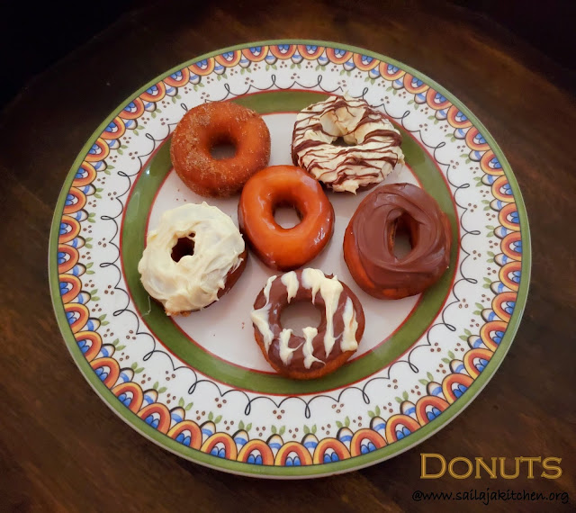 images of Donuts Recipe / Homemade Donuts / Doughnuts Recipe